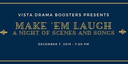 Make 'Em Laugh! - A Night of Scenes and Songs