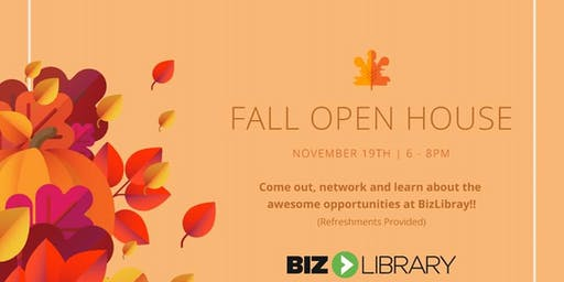 BizLibrary Open House