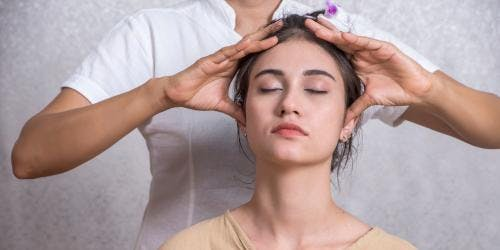 ITEC Indian Head Massage Course