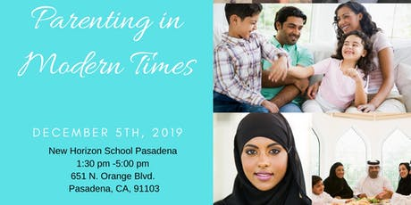 Parenting in the Modern Times tickets