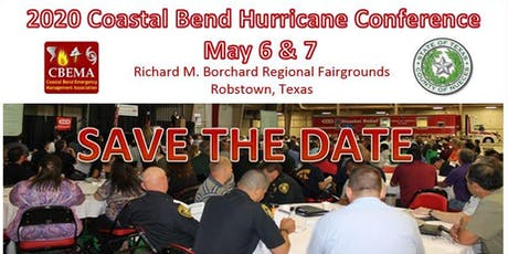 2020 Coastal Bend Hurricane Conference, An All Hazards Approach tickets
