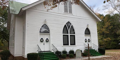 Historic Churches of Wilkes County Christmas Excursion