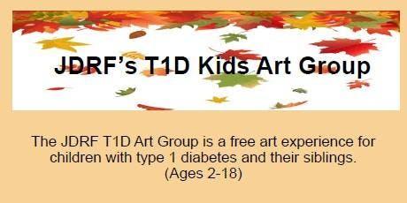 November JDRF T1D Art Group