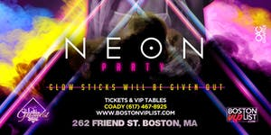 NEON PARTY @ The Greatest Bar