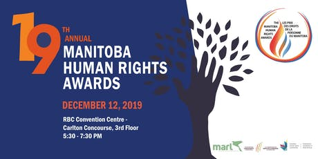 2019 Manitoba Human Rights Awards tickets