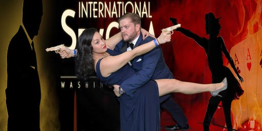 18th International Spy Gala | Washington DC's Sexiest New Year's Eve Party | 2019/2020