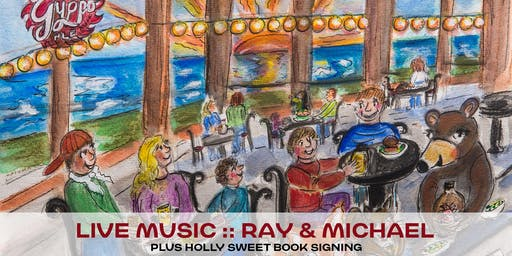 Live Music :: Ray Bevatori & Michael Curren PLUS End Of The World Book Party