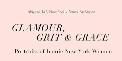 Glamour, Grit & Grace: Portraits of Iconic New York Women
