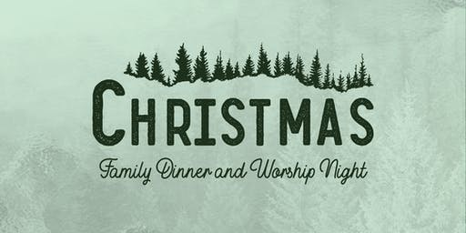 FBMaryville Christmas Family Dinner and Worship Night