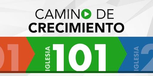 Clase 101 • Camino de Crecimiento • EastLake en Español