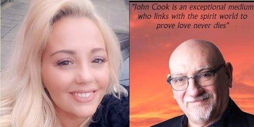 Evening Of Clairvoyance  With John Cook And Angel Caroline