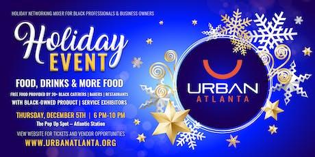 Urban Atlanta Holiday Celebration tickets
