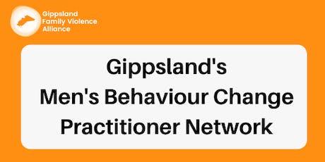 Men's Behaviour Change Network tickets