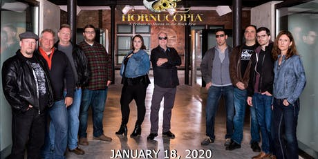 Hornucopia Presents the Music of Blood, Sweat & Tears and Chicago tickets
