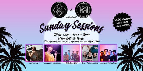 Sunday Sessions Artist Showcase tickets