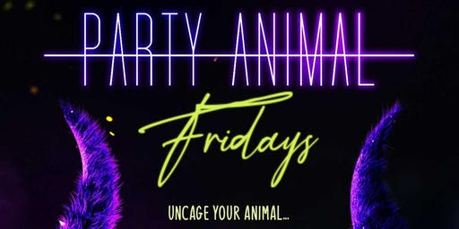 PARTY ANIMAL FRIDAYS
