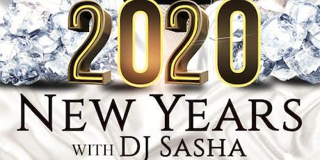 NYE with DJ Sasha tickets