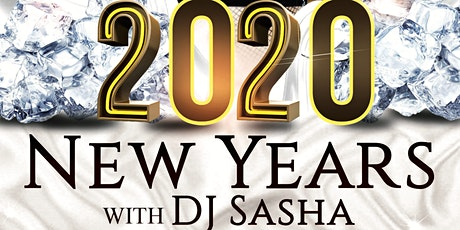 NYE with DJ Sasha tickets