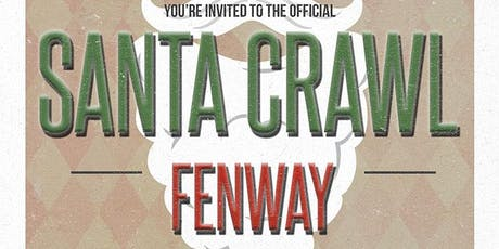 Official Fenway Santa Crawl 2019 tickets