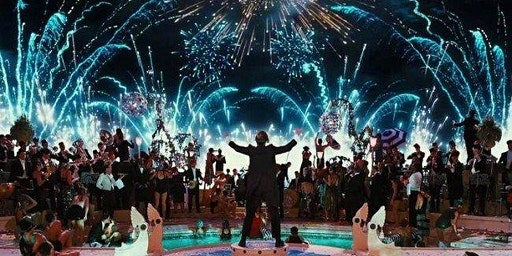 The Great Gatsby Countdown Party