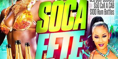 SOCA FETE FRIDAYS tickets