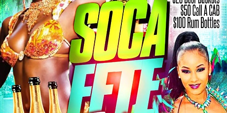 SOCA FETE FRIDAYS tickets