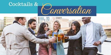 Cocktails & Conversations: Business Besties (Women Entrepreneurs Day 2019) tickets