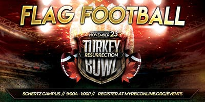 Young Adults Turkey Bowl