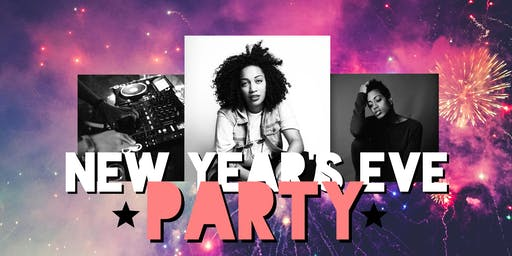 New Year's Eve Party with Whitney Mongé, Payge Turner, DJ and More!