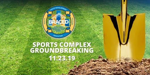 Broad Ave. Sports Complex Groundbreaking