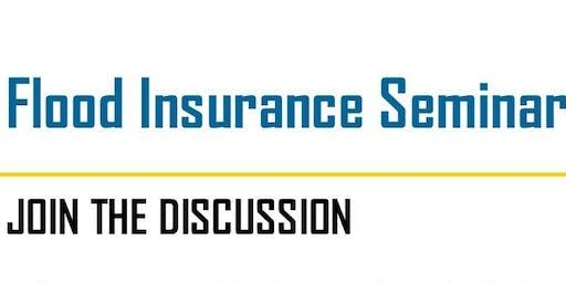 Flood insurance Seminar