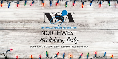 NSA Northwest 2019 Holiday Party tickets