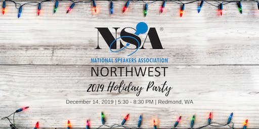 NSA Northwest 2019 Holiday Party