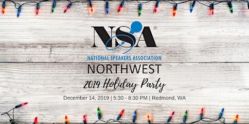 NSA Northwest 2019 Holiday Party