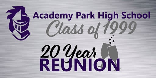 Academy Park Class of 1999: 20 Year Reunion