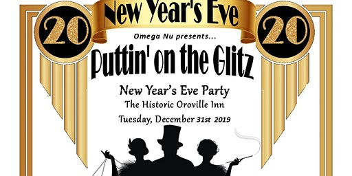 New Year's Eve - Puttin on the Glitz