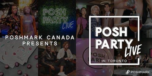 Posh Party LIVE Toronto