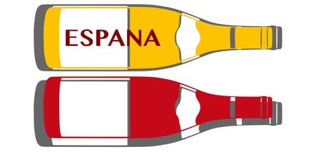 Spanish Wine Tasting on the Porch