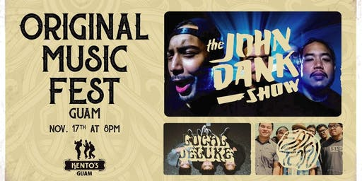 OMFG: The John Dank Show's Album Release Party feat.Fat Tofu & Local Deluxe