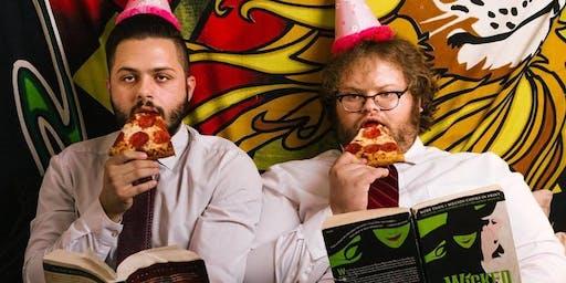 PIZZA PARTY COMEDY Presents: COMEDY SUPREME