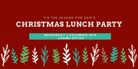 Christmas Lunch Party tickets
