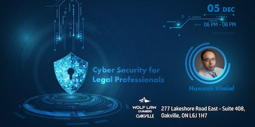 CYBER SECURITY FOR LEGAL PROFESSIONALS