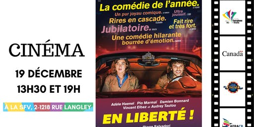 Cinéma I En liberté