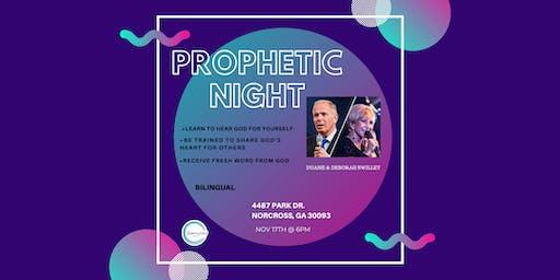 Prophetic Night