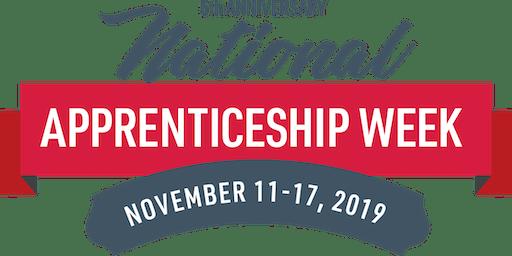 Space Coast Apprenticeship Consortium to Host National Apprenticeship Week