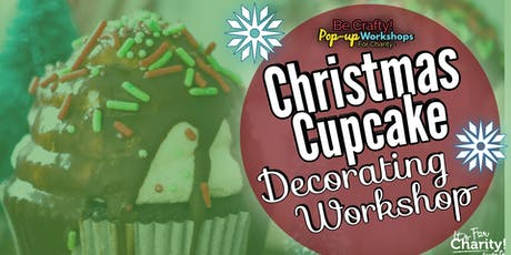 Be Crafty! Pop-up: Christmas Cupcake Decorating Workshop at TURBO Kitchen tickets