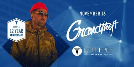 TEMPLE GUEST LIST SATURDAY NOVEMBER 16TH tickets