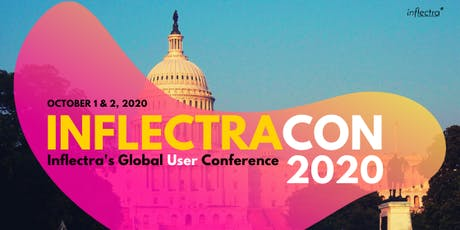 InflectraCon 2020 Sponsorship tickets