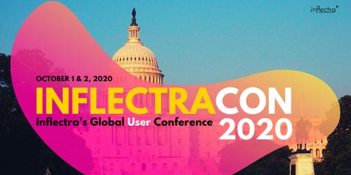 InflectraCon 2020 Sponsorship