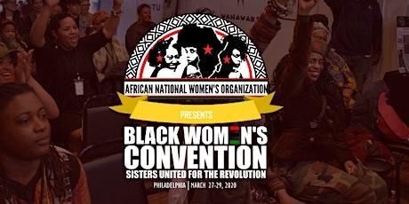 ANWO Black Women's Convention 2020 tickets